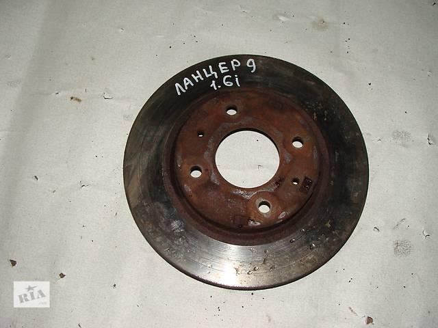 бу Б/у тормозной диск для легкового авто Mitsubishi Lancer в Черкассах