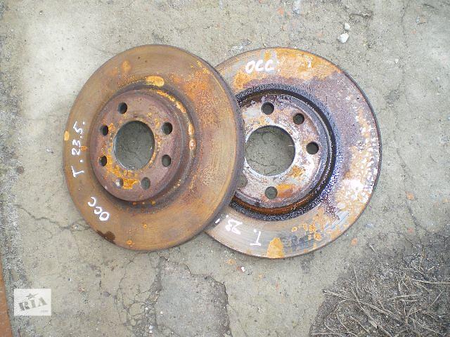 бу Б/у тормозной диск для легкового авто Opel Combo C Corsa C в Умани