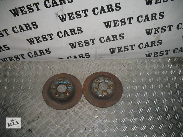 бу Б/у тормозной диск для легкового авто Opel Insignia в Луцке