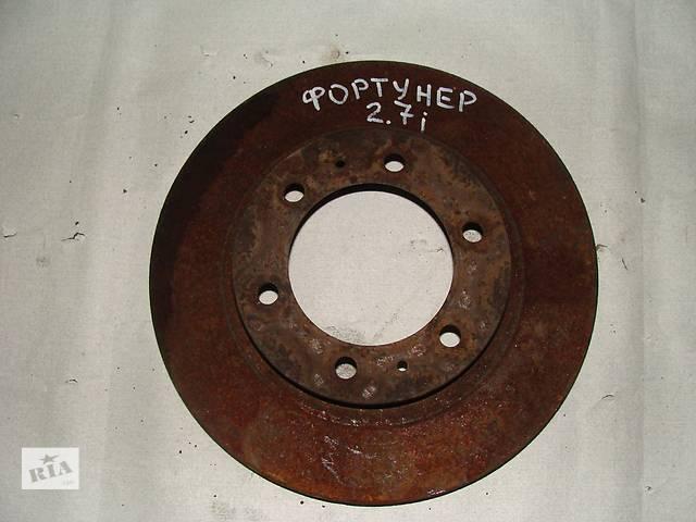 продам Б/у тормозной диск для легкового авто Toyota Fortuner бу в Черкассах