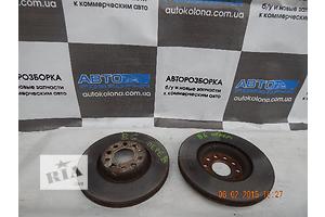 б/у Тормозные диски Volkswagen В6