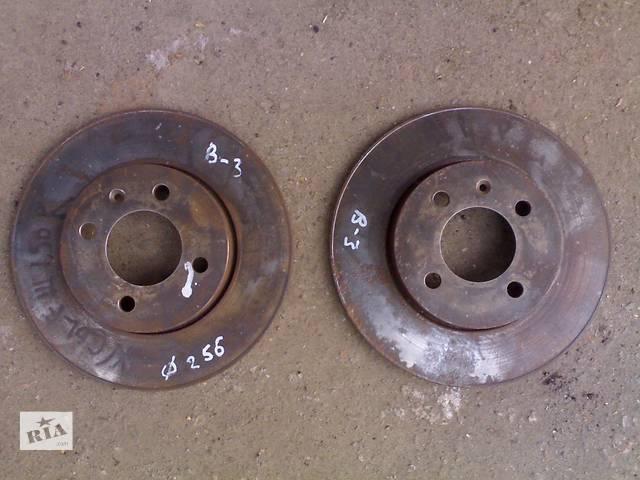 бу Б/у тормозной диск для легкового авто Volkswagen Passat B3 в Сумах