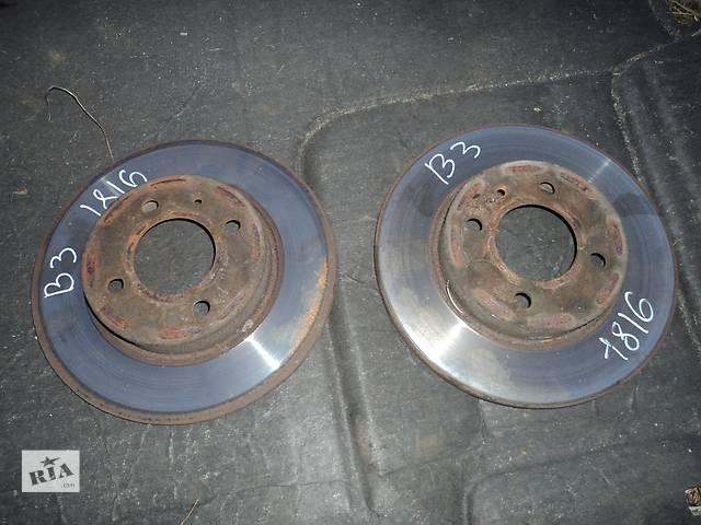 бу Б/у тормозной диск для легкового авто Volkswagen Passat B3 в Шацке