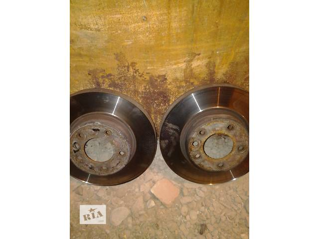 Б/у тормозной диск для легкового авто Volkswagen Touareg- объявление о продаже  в Ивано-Франковске