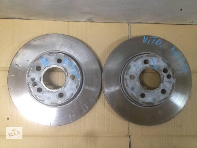 бу Б/у тормозной диск для Mercedes Vito 639 в Луцке