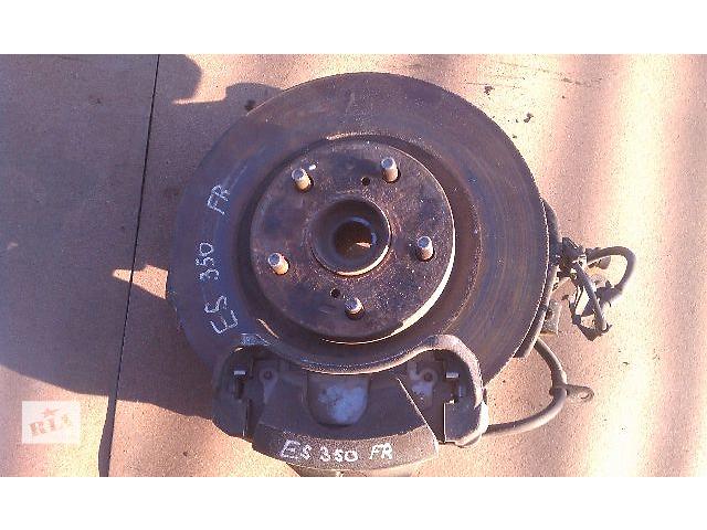 бу Б/у тормозной диск 42431-33130, 43512-33130 для седана Lexus ES 350 2007г в Николаеве