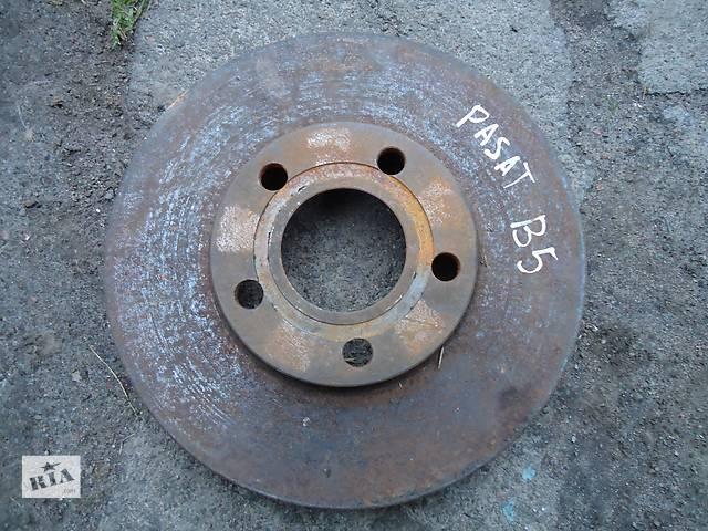 продам Б/у тормозной диск для универсала Volkswagen Passat B5 бу в Фастове