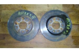 б/у Тормозной диск Opel Astra H Caravan
