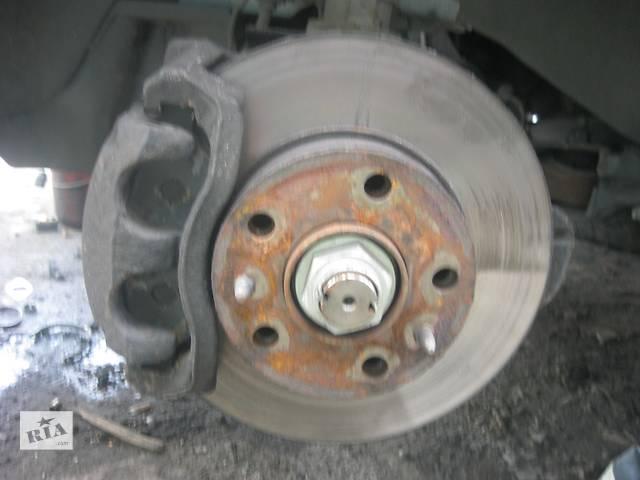Б/у тормозной диск передний Citroen Jumper 2006-- объявление о продаже  в Ровно