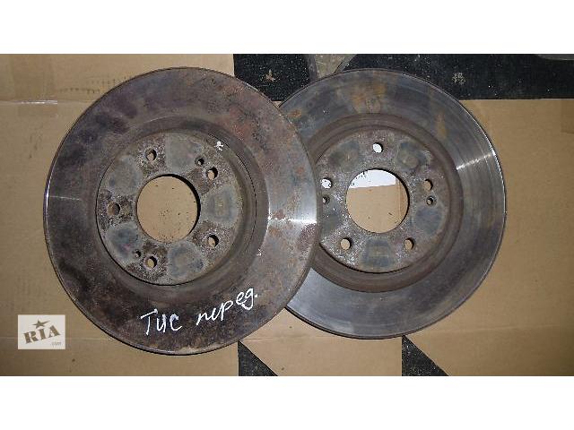 продам Б/у тормозной диск передний для легкового авто Hyundai Tucson 2006 бу в Коломые