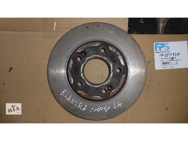 продам Б/у тормозной диск передний левий для легкового авто Hyundai Elantra 2008 бу в Коломые