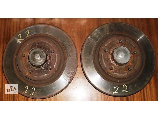 Б/у Тормозной диск передний/задний Renault Kangoo Рено Канго Кенго2- объявление о продаже  в Рожище