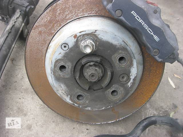 купить бу Б/у тормозной диск Porsche Cayenne 2003-2007 в Ровно