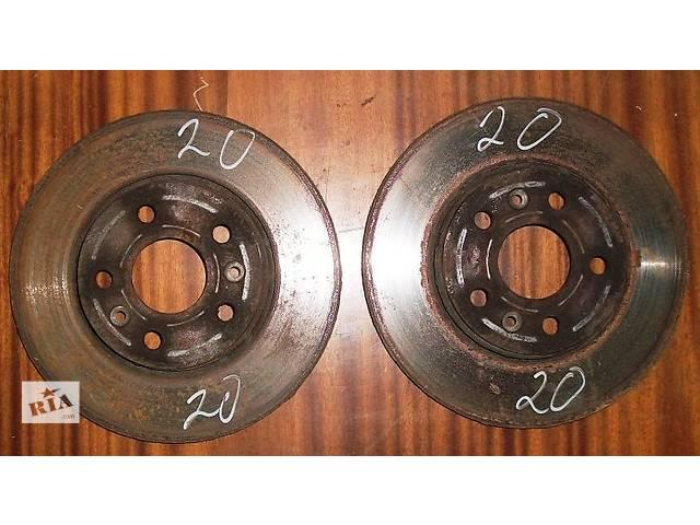 купить бу Б/у Тормозной диск Renault Kangoo Кенго 1,5 DCI К9К 2008-2012 в Рожище