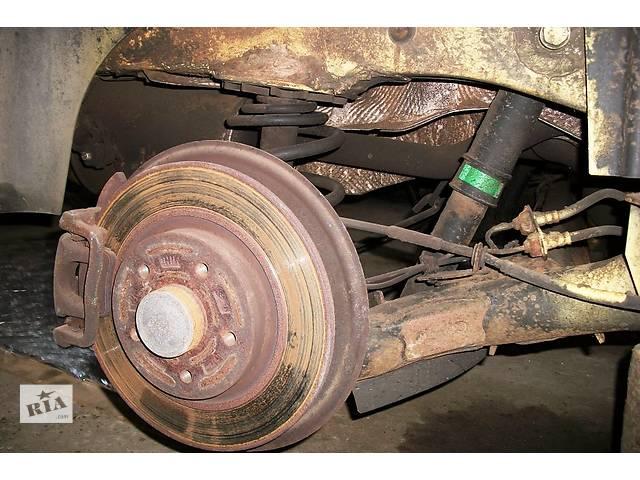 Б/у Тормозной диск, суппорт задний/ передний Renault Kangoo Рено Канго Кенго2 2008-2012- объявление о продаже  в Рожище