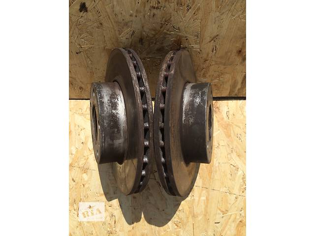 Б/у тормозной диск вентилируемый Ситроен Джампер Citroen JumperIII 2,2/2,3 c 2006- объявление о продаже  в Ровно