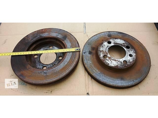 тормозной диск на фольксваген пассат б3