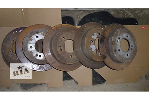 б/у Тормозной диск Hyundai Tucson