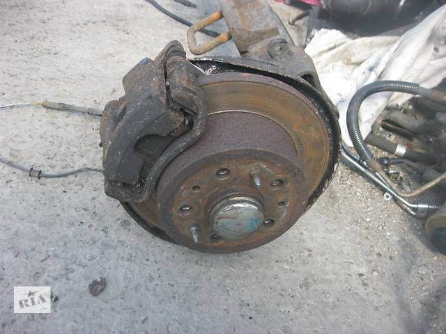 купить бу Б/у тормозной диск задний Fiat Ducato 2006- в Ровно
