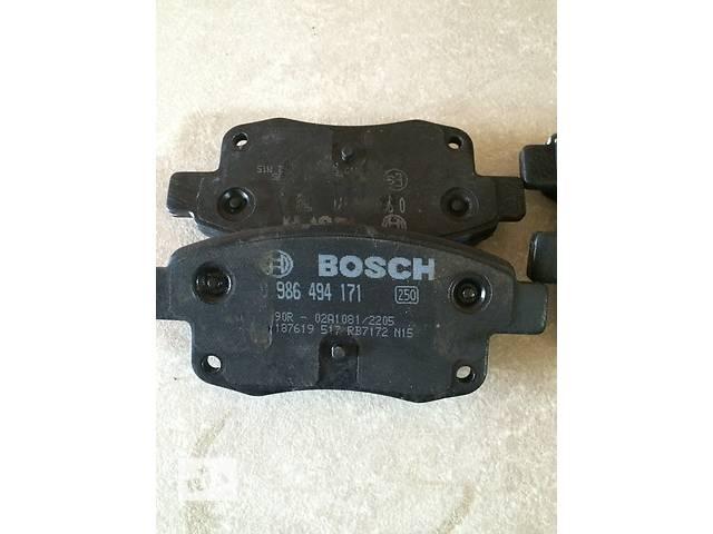 Б/у тормозные колодки Bosch комплект Форд Транзит Ford Transit с 2006г.- объявление о продаже  в Ровно