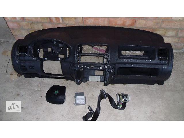 Б/у торпеда + безопасность для легкового авто Skoda Fabia 2008- объявление о продаже  в Коломые