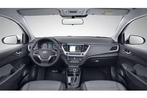 б/у Торпедо/накладка Hyundai Accent