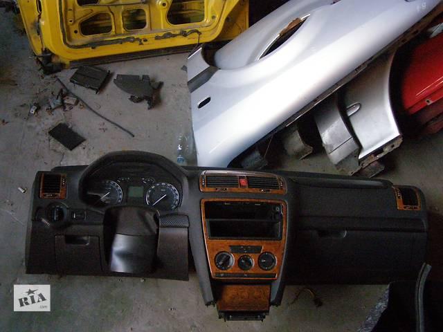 бу Б/у торпедо/накладка для хэтчбека Skoda Octavia A5 в Новой Каховке