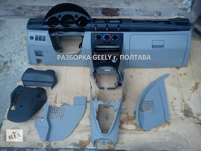 Б/у торпедо/накладка для легкового авто Geely CK- объявление о продаже  в Полтаве