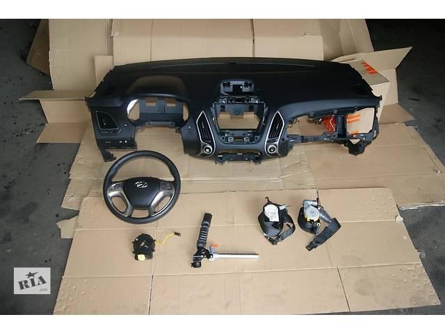 купить бу Б/у торпедо/накладка для легкового авто Hyundai IX35 в Здолбунове