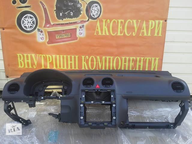продам Б/у торпедо/накладка для минивэна Volkswagen Caddy 2010 бу в Львове