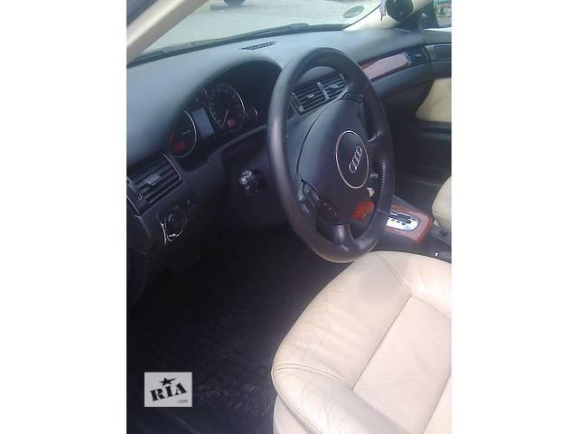 Б/у торпедо/накладка для седана Audi A6- объявление о продаже  в Ивано-Франковске