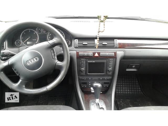 продам Б/у торпедо/накладка для седана Audi A6С5 бу в Львове