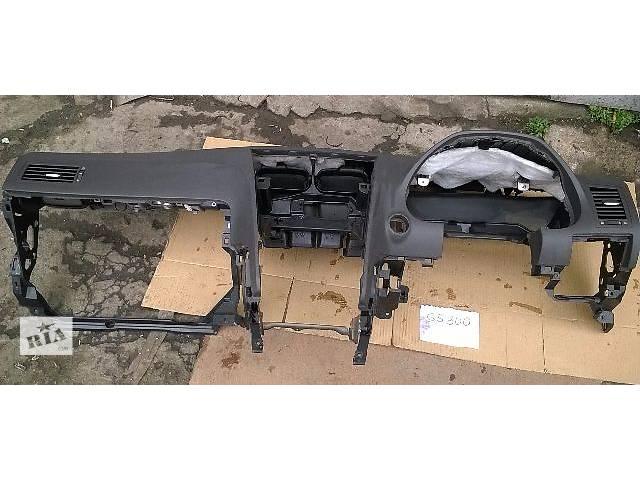 Б/у торпедо в сборе с airbag 55401-30740-C0 для седана праворульного Lexus GS 300 2007г- объявление о продаже  в Киеве