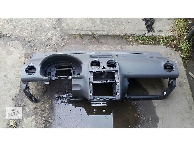 продам Б/у торпедо/накладка  Volkswagen Caddy №2290000 бу в Львове