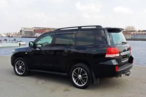 б/у Багажники Toyota Land Cruiser Prado