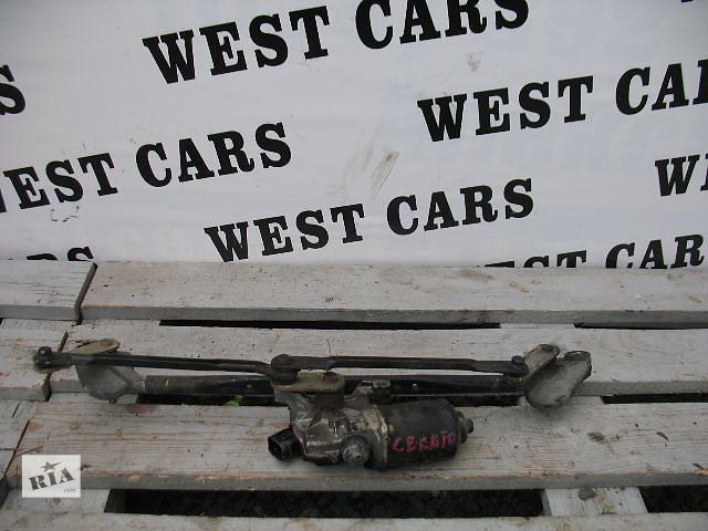 продам Б/у трапеция дворников для легкового авто Kia Cerato 2006 бу в Луцке