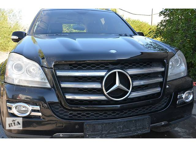 купить бу Б/у трос капота Mercedes GL-Class 164 2006 - 2012 3.0 4.0 4.7 5.5 Идеал !!! Гарантия !!! в Львове