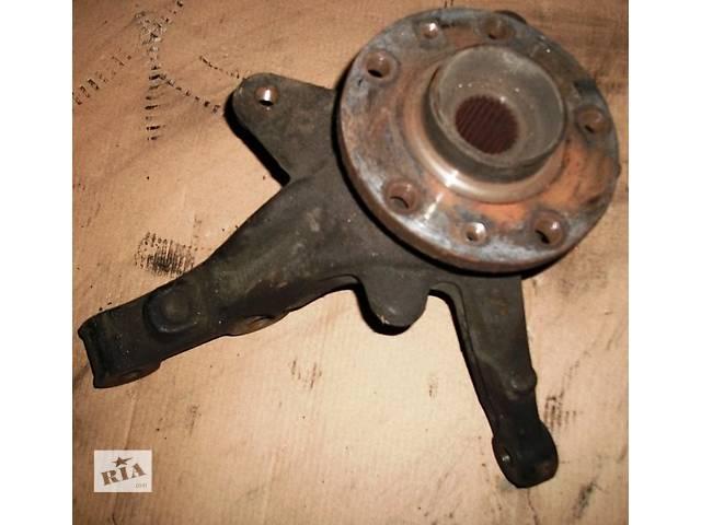 Б/у Цапфа для хэтчбека Renault Kangoo Рено Кенго2 1,5 DCI 2008-2012- объявление о продаже  в Рожище