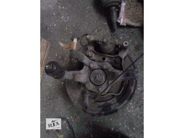 купить бу Б/у цапфа задняя Chevrolet Lacetti 2006 в Мелитополе