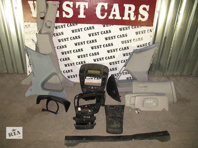 продам Б/у центральная консоль для легкового авто Kia Ceed 2008 бу в Луцке