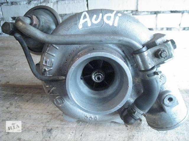 бу Б/у турбіна для автобуса Volkswagen T3 (Transporter) та легкових авто  Skoda Octavia,  Audi 100 в Львове