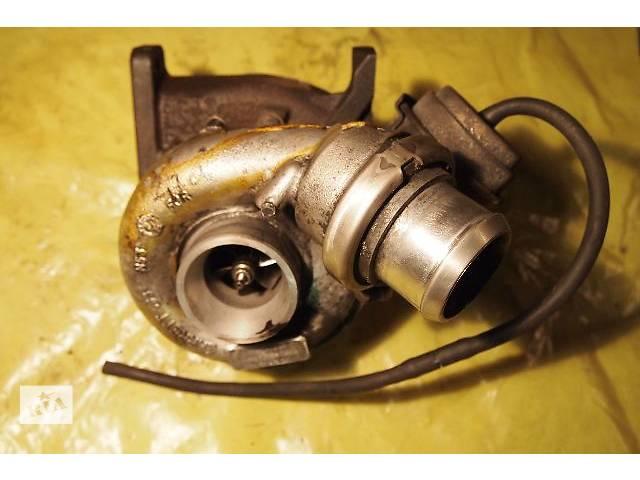 Б/у турбина на Mercedes Sprinter 2002рв тип а 6110960599 мотор 2.2 cdi ом 611 на 90км простая на более слабые моторы- объявление о продаже  в Черновцах
