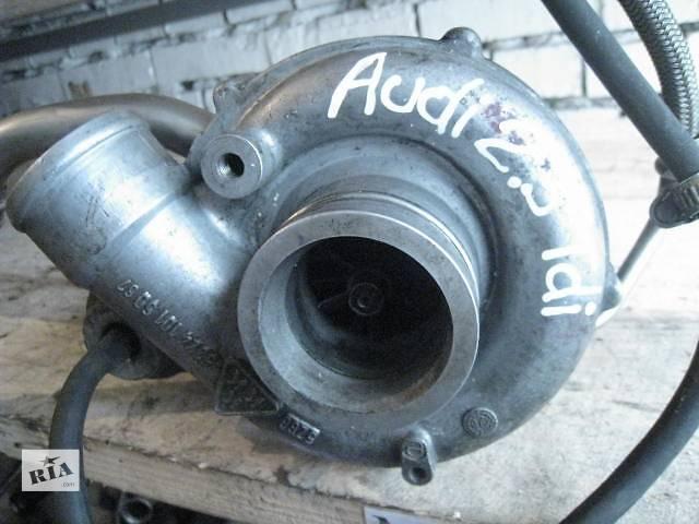 Б/у турбіна для седана Audi A6- объявление о продаже  в Львове