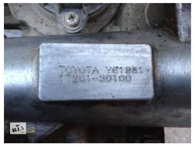 продам Б/у турбіна  Toyota Land Cruiser Prado 120 3.0 diesel бу в Тернополе