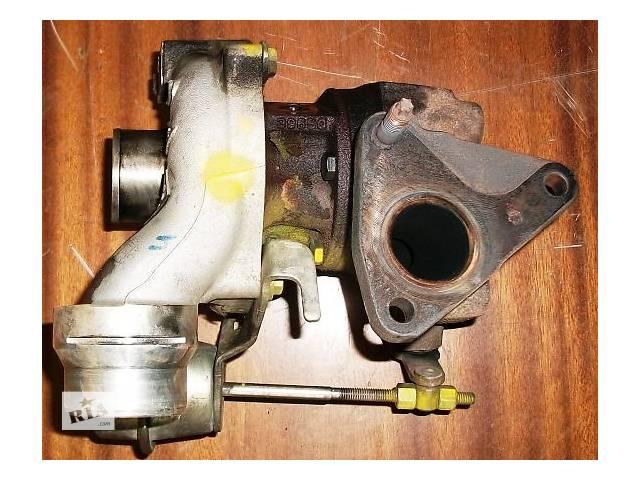 бу Б/у Турбіна турбина 625683H82303720 1,5DCI K9K 50кВт, 63кВт, 78кВт (68л.с. 86л.с. 106л.с) Renault Kangoo Кенго в Рожище