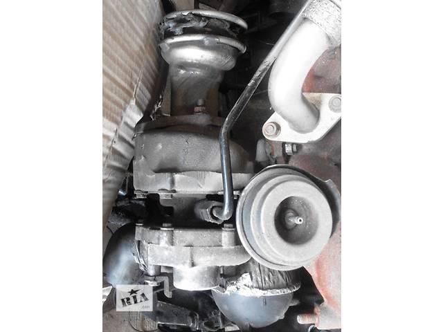 Б/у Турбіна турбина для Volkswagen Passat Пассат 1,9 tdi 2003- объявление о продаже  в Рожище
