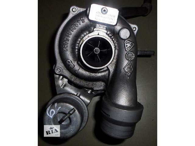 продам Б/у Турбіна турбина Renault Kangoo Рено Канго Кенго2 1,5DCI K9K (55кВт,63кВт,78кВт) 2008-2012 бу в Рожище