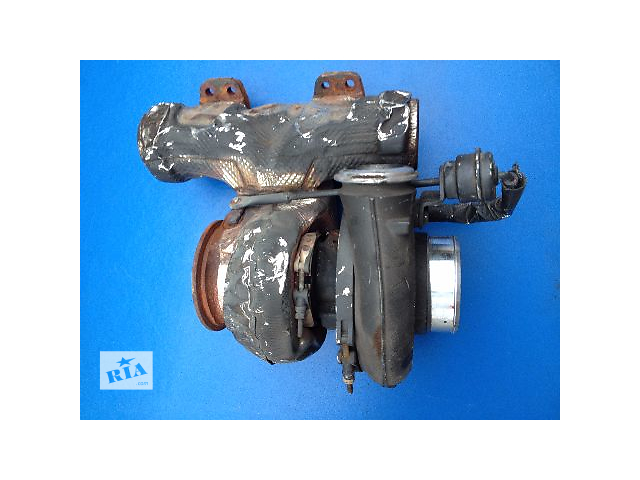 продам Б/у турбокомпрессор  Daf CF85/XF105 на двигатель MX300/MX340 BorgWarner бу в Луцке