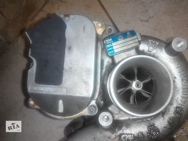 продам Б/у турбокомпрессор для легкового авто Audi Q7 2007 бу в Львове