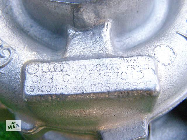 продам Б/у турбина № 074145701D для Volkswagen LT бу в Ровно